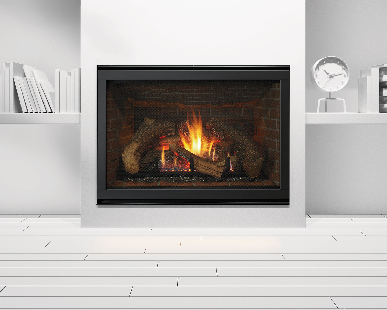 Heat & Glo 8000CL Quality Fireplace & BBQ