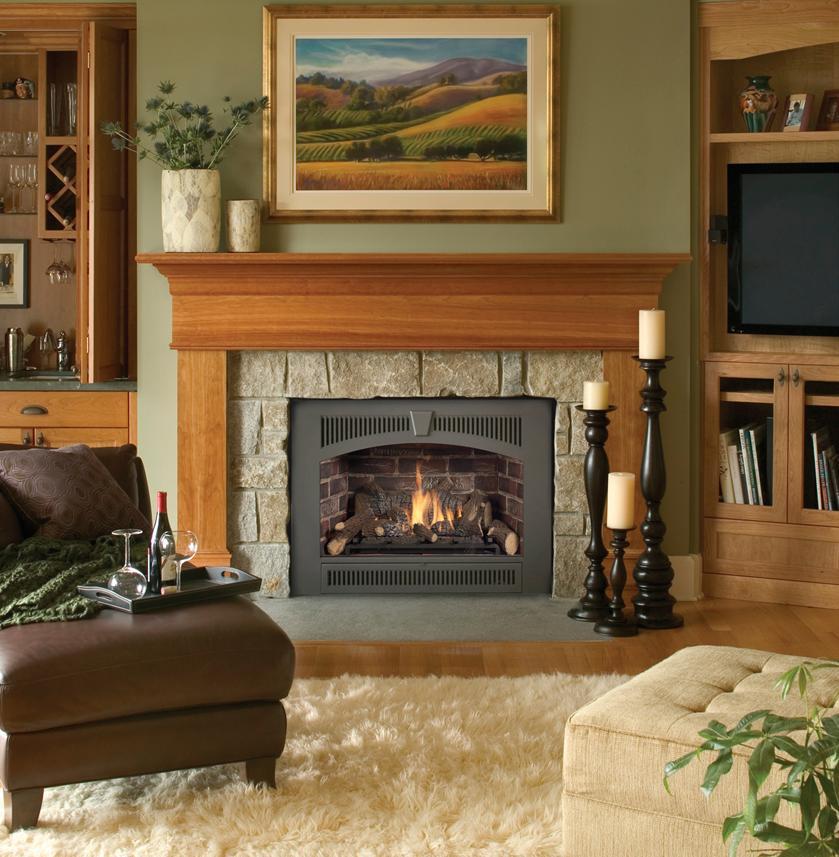 Lopi 564 High Output Quality Fireplace Amp Bbq