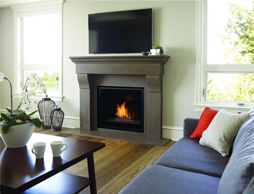 Regency Horizon HZ965E Quality Fireplace & BBQ