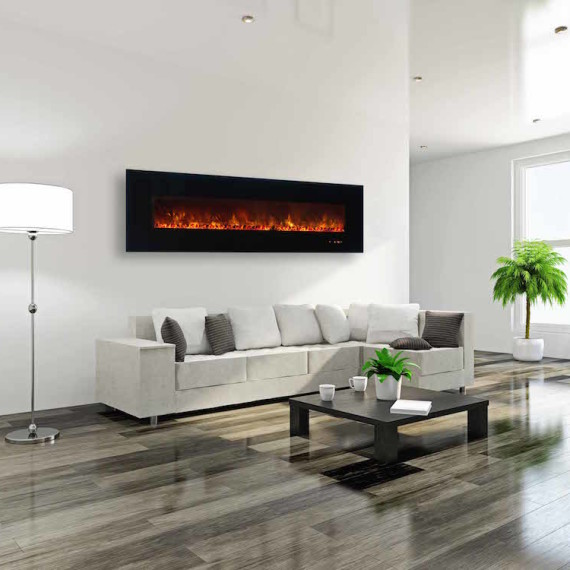 Fireplace by type quality fireplace bbq - Comment decorer un salon ...