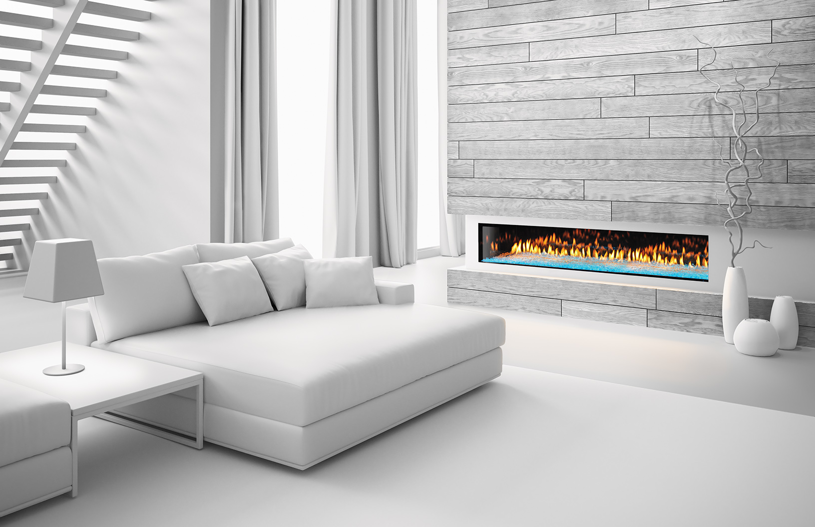 Heat & Glo Primo 72 - Quality Fireplace & BBQ