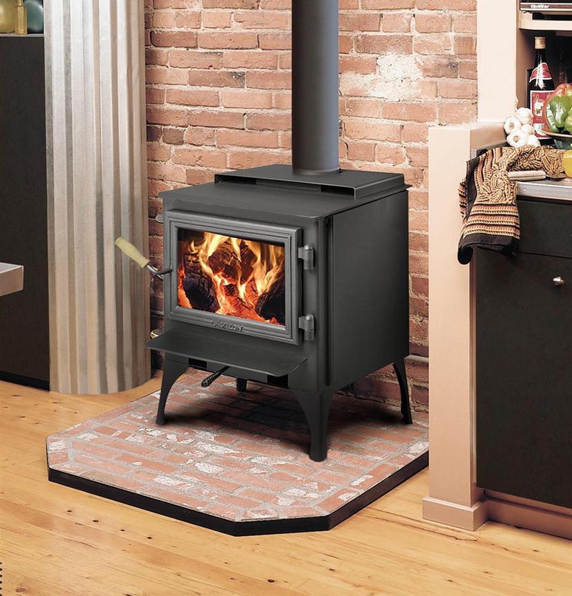 Avalon Fireplace